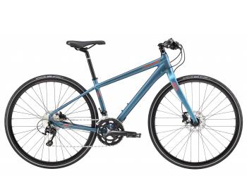 Велосипед Cannondale QUICK 1 DISC WOMEN'S (2018)
