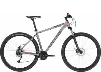 "Велосипед Kellys SPIDER 30 GREY ORANGE 29"" (2020)"