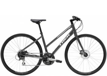 Велосипед Trek FX 2 Women's Disc Stagger (2019)