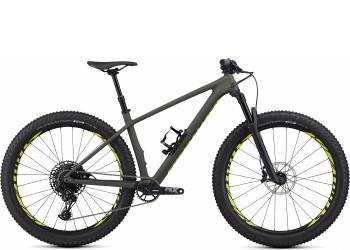 Велосипед Specialized Fuse Comp Carbon 27.5+ (2019)