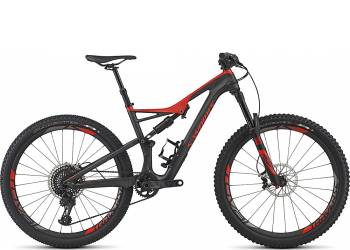 Велосипед Specialized S-Works Stumpjumper FSR 650b (2017)