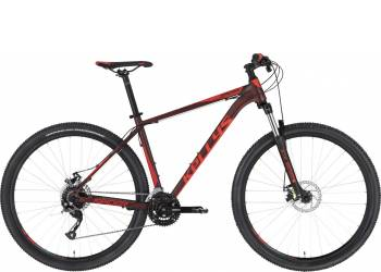 "Велосипед Kellys SPIDER 10 RED 29"" (2020)"